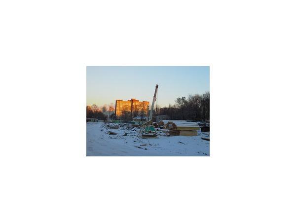 «Воин В» приступил к строительству здания в Ульянке, градплан для которого отменил суд