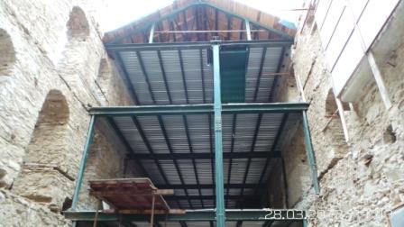 Работы по восстановлению Старого (Нагорного) Русика, http://fund-panteleimon.ru