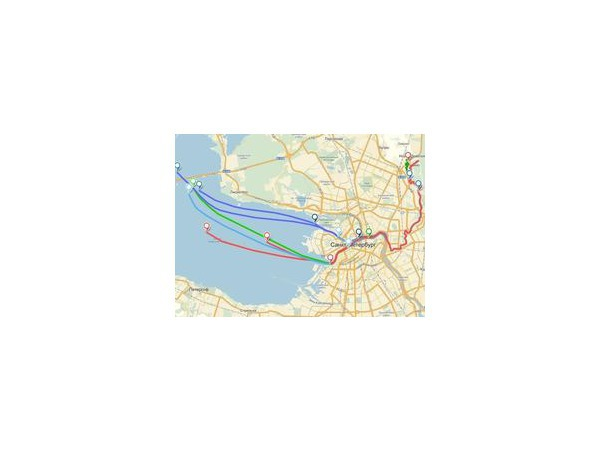 Путешествие фекалий из Девяткино в Хельсинки через Петербург