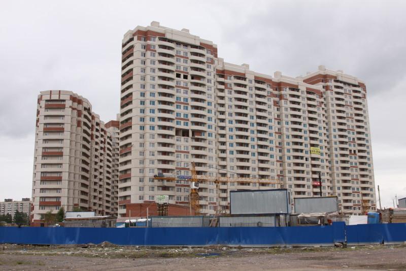 "Жилой квартал ""Ладожский парк"", ""Квартира.ру."""