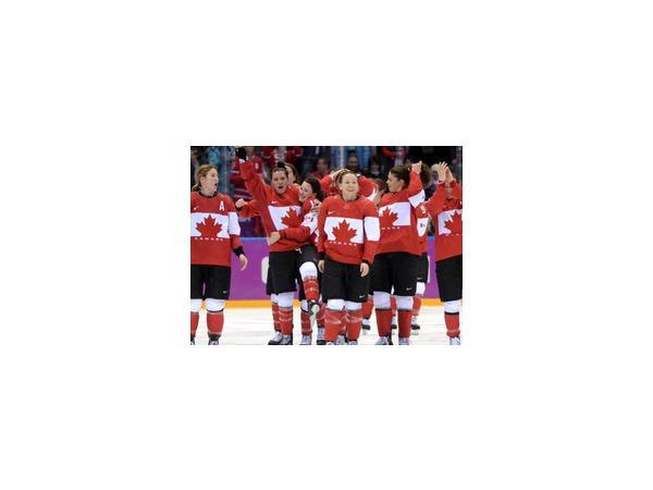 Канада вырвалась на вторую строчку медального зачета Олимпиады
