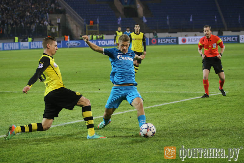 Боруссия зенит нтв футбол онлайн смотреть