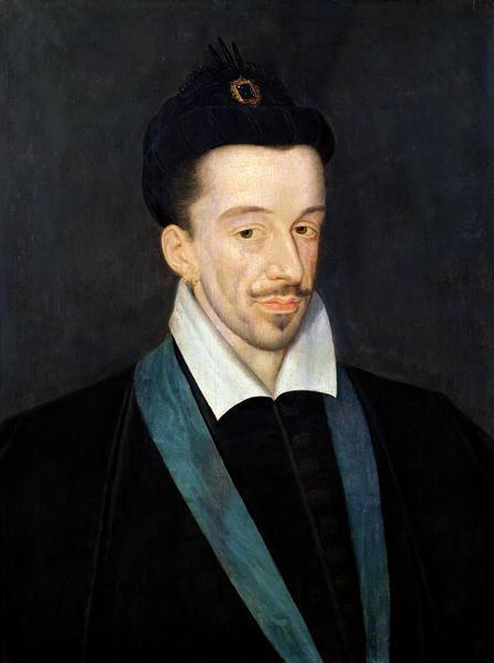Генрих III, последний представитель династии Валуа. Источник: Wikipedia