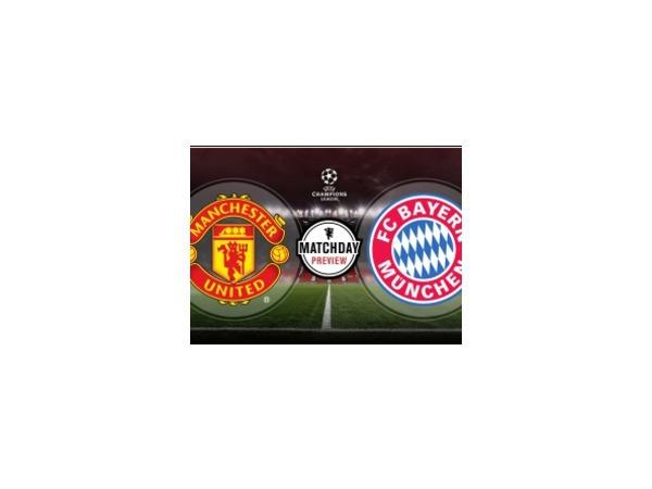 Трансляция матча Манчестер Юнайтед – Бавария 1 апреля пройдет на канале НТВ Плюс