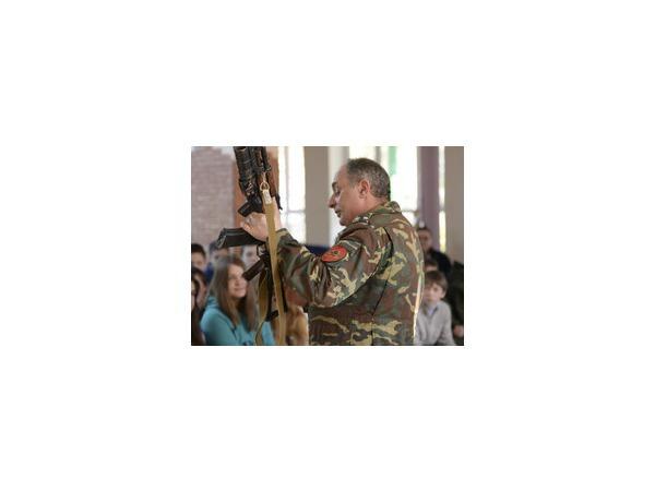 1 апреля начался весенний призыв на службу в ВС РФ