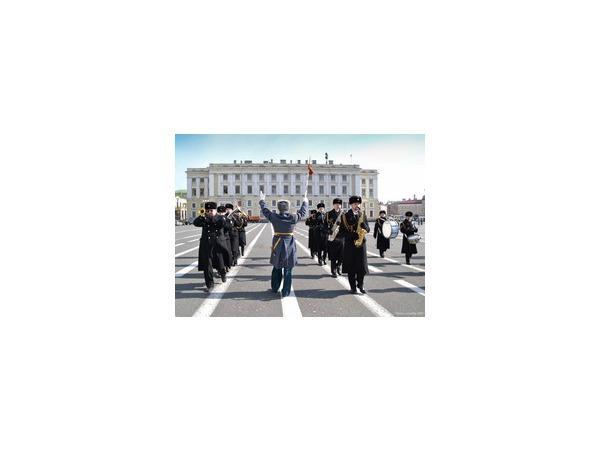 Вечером 21 апреля в центре Москвы пройдет репетиция Парада Победы