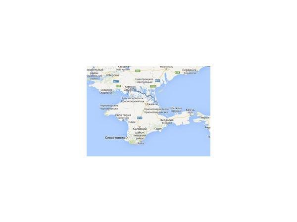 Российские пользователи карт Google могут видеть Крым как часть России