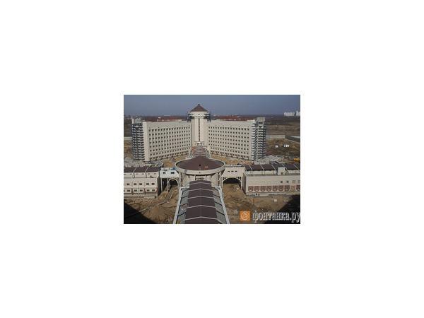 Новые «Кресты» откроют раньше нового стадиона для «Зенита»