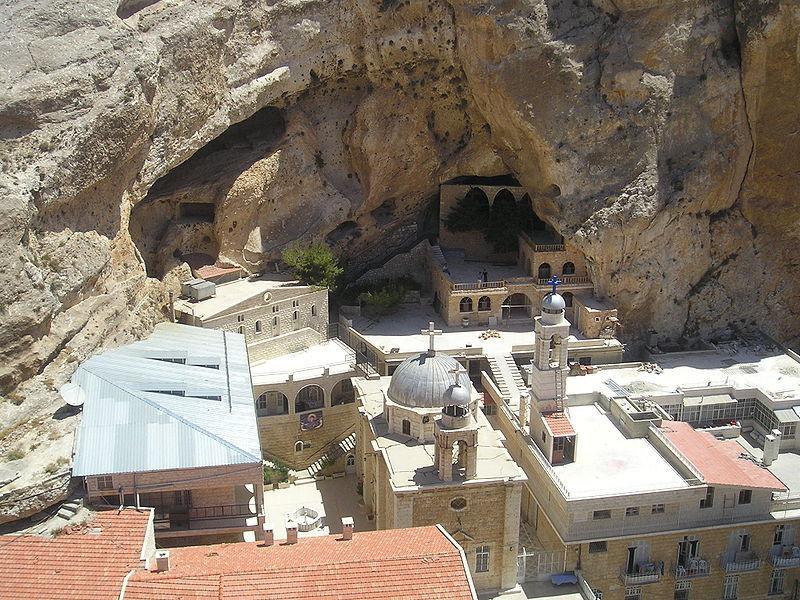 Монастырь Св.Феклы. Источник: Wikipedia