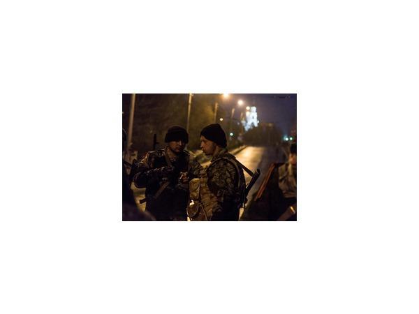 Последние новости с юго-востока Украины и из Славянска на 14 апреля 2014 года - сторонники митингов не согласны с ультиматумом Турчинова и будут биться до последнего
