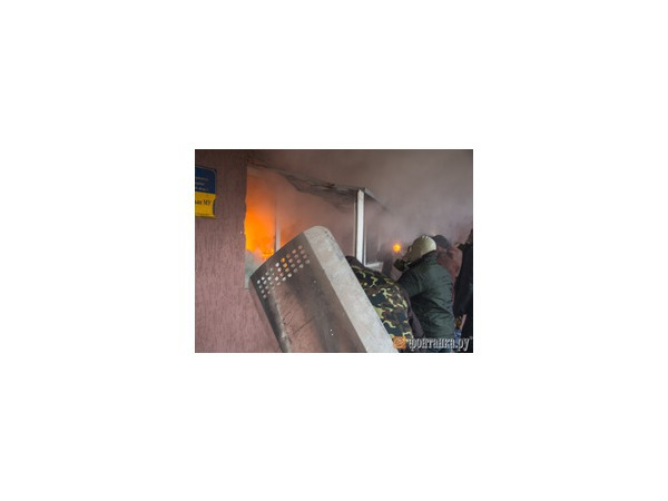 Бои в Славянске 15.04.2014 года - новости последнего часа