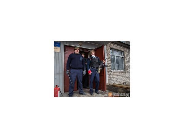 Турчинов объявил о начале антитеррористической операции в Донецкой области