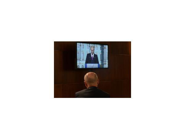 Выступление Путина в ходе прямой линии 17 апреля 2014 года транслируется в прямом эфире: как ответил российский президент на острые вопросы о возможном присоединении Аляски и по финансовому бремени из-за Крыма