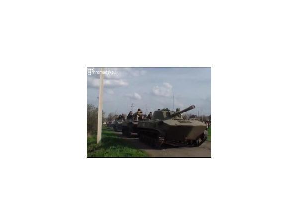 Украинские военные смогли выехать из окружения, сорвав чеки с гранат