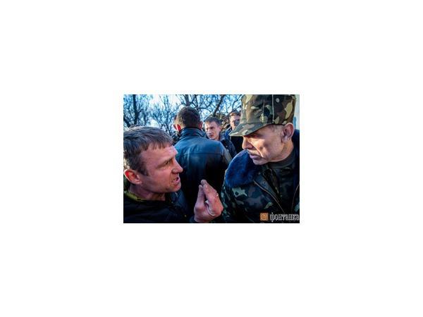 МВД Украины сообщает подробности операции в Краматорске