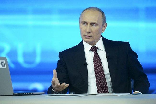 Путин подал добрый знак (Иллюстрация 2 из 2) (Фото: пресс-служба президента России)