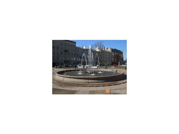 В Петербурге открыт сезон фонтанов