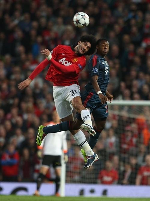 Источник: официальный сайт ФК Manchester United http://www.manutd.com/