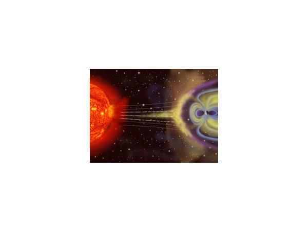 В апреле 2014 года на Земле произойдет 10 магнитных бурь