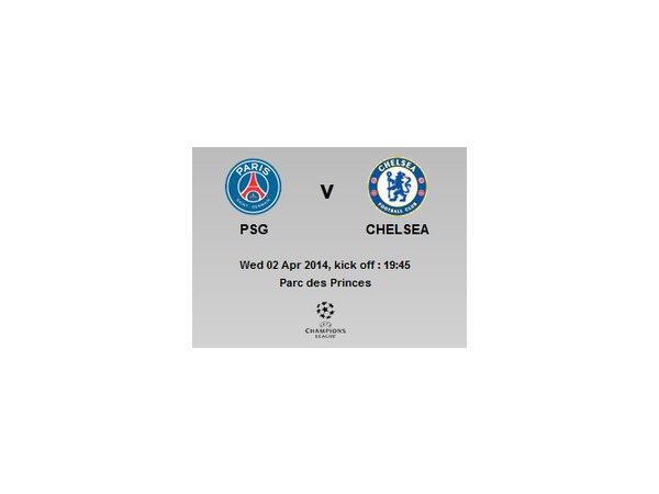 Трансляция матча Лиги Чемпионов ПСЖ – Челси 2 апреля пройдет на канале НТВ Плюс