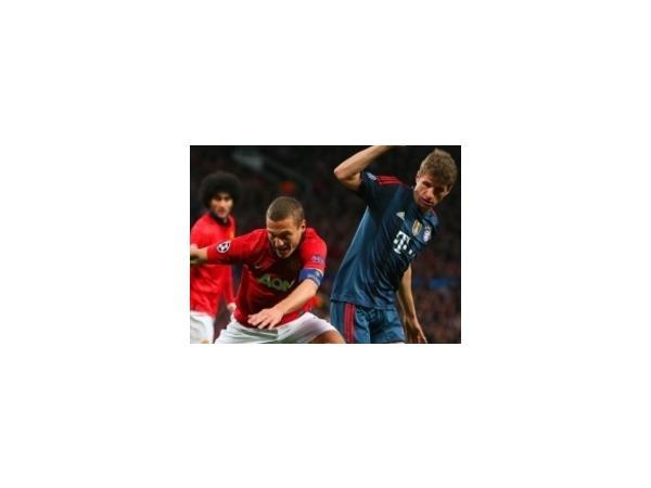 Встреча «Манчестера Юнайтед» и «Баварии» не выявила победителя