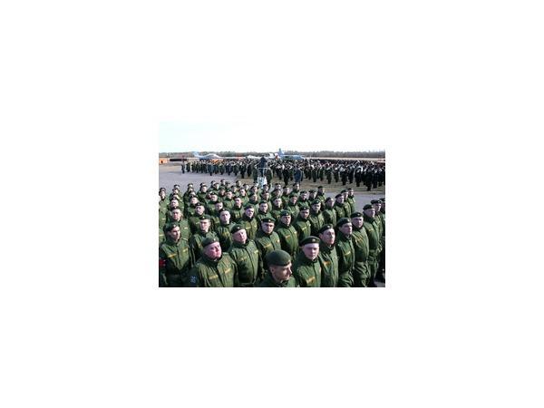 Тренировку парада Победы перенесли за КАД