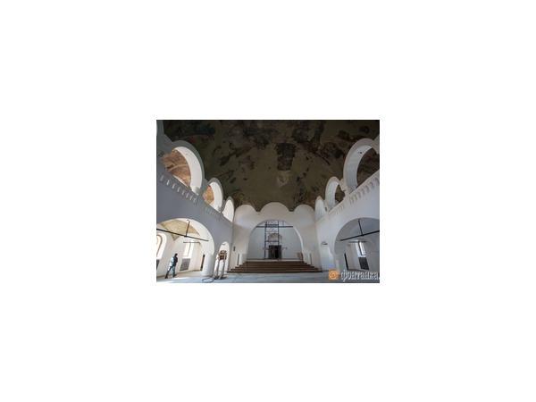 В Царском Селе после реставрации открыты Ратные палаты