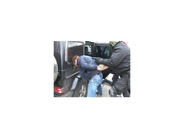 Полиция ЦФО задержала двух «воров в законе»