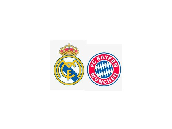 В 22:45 начнется матч «Реал Мадрид» - «Бавария»