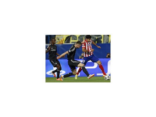 Матч «Атлетико» - «Челси» не выявил победителя