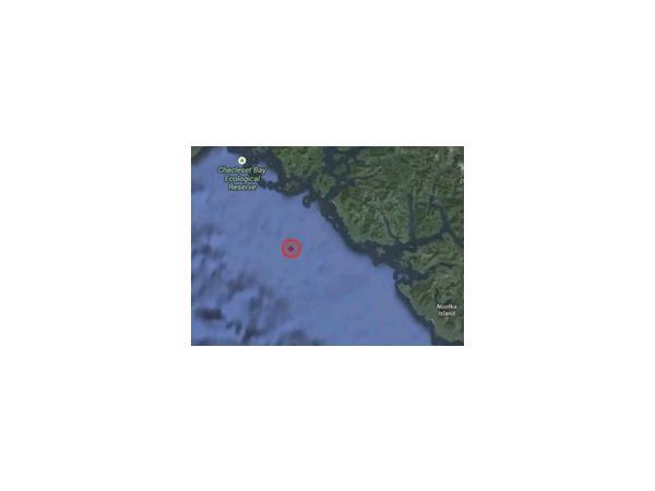 В Канаде произошло землетрясение