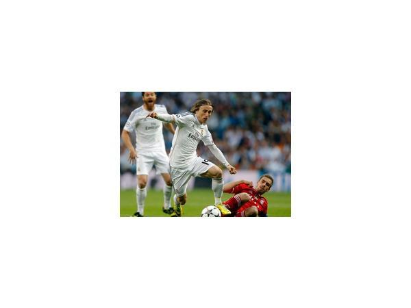 Испанский «Реал» превзошел немецкую «Баварию»