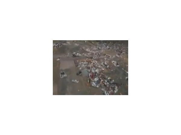 Устанавливается точный объем ущерба от торнадо в США