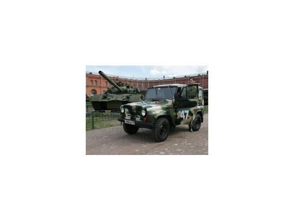 Губанкову подарили на день рождения Музей артиллерии