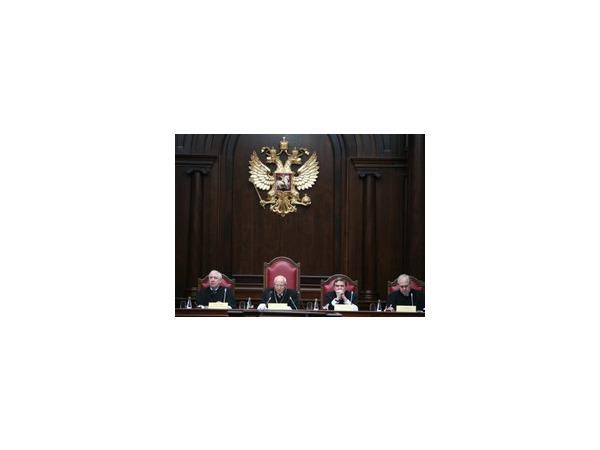 Судебная реформа поссорила коммунистов Госдумы с Путиным
