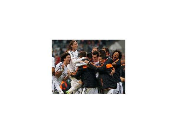 29 апреля «Реал» разгромил «Баварию» со счетом 4:0