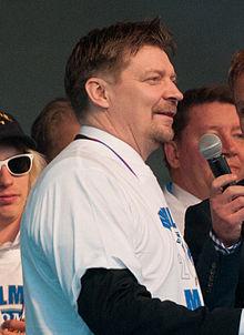 Юкка Ялонен. Источник: Wikipedia
