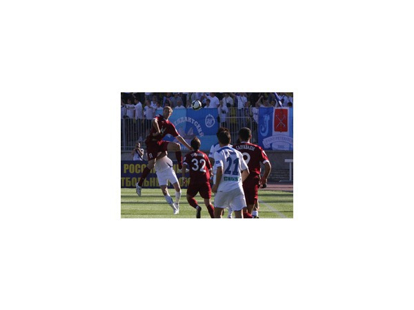 Матч «Зенит» – «Рубин» 6 апреля 2014 года покажут по ТВ