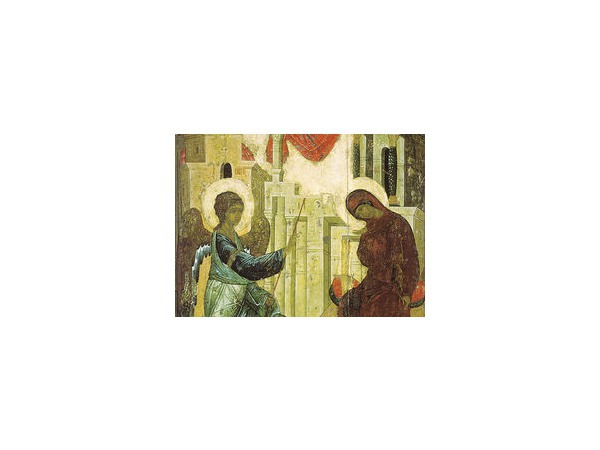 7 апреля 2014 празднуется Благовещение пресвятой Богородицы - верующие христиане, тем временем, уже готовятся встретить Вербное воскресенье