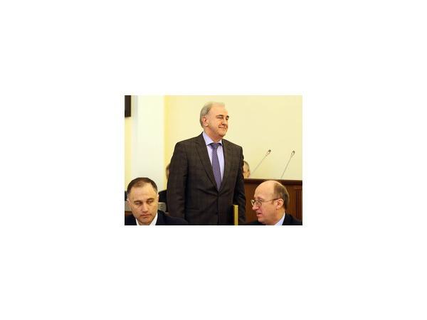 Экс-глава комитета по внешним связям Прохоренко стал советником губернатора
