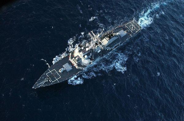 Фото с официального сайта военно-морского флота США
