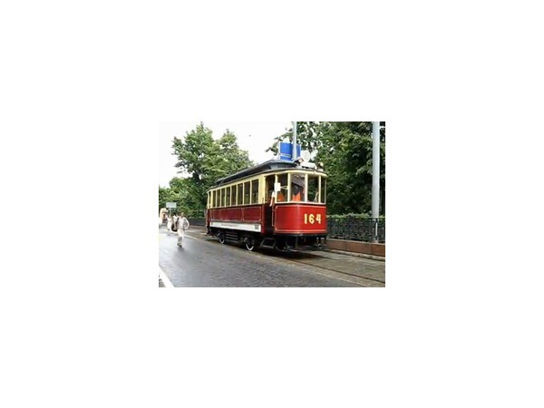 12 апреля москвичи смогут увидеть парад трамваев