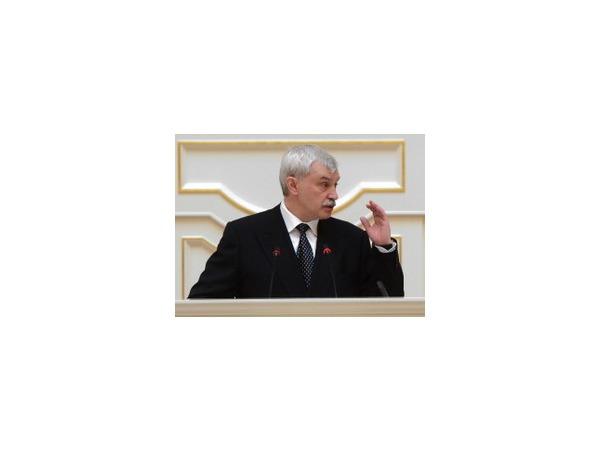 Говорунов - в Смольном, Дивинский - в Крыму, а Полтавченко никуда не собирается