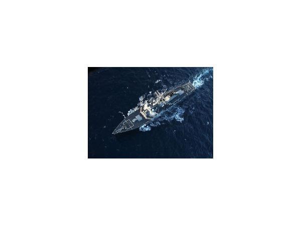 К 10 апреля в Черное море прибудет американский эсминец Donald Cook