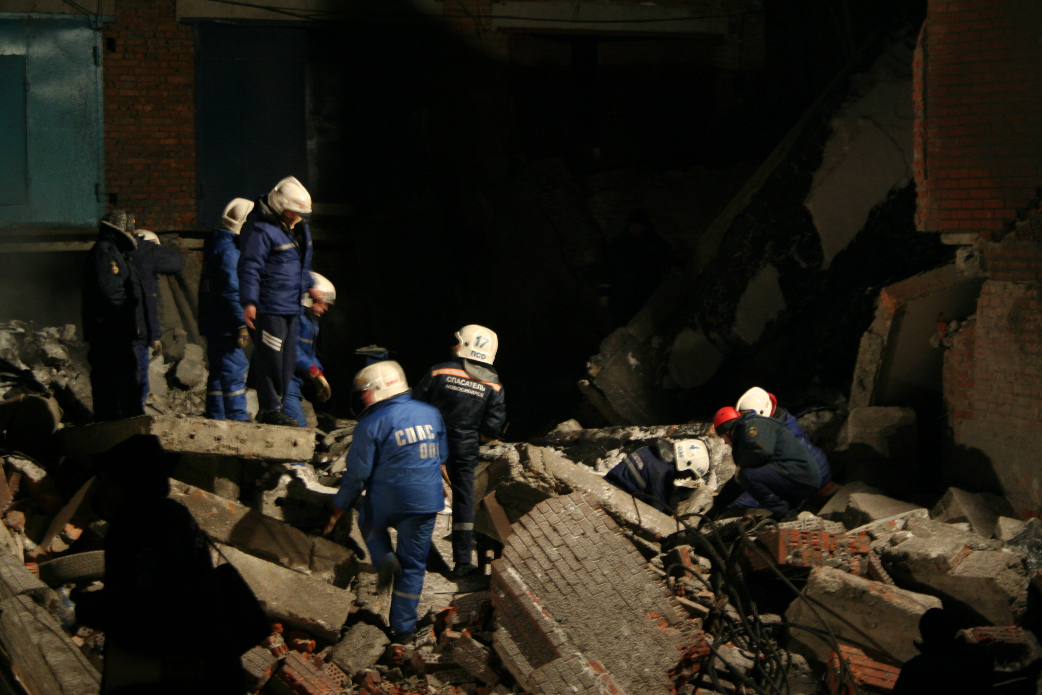 Взрывы в новосибирске на инзив #7