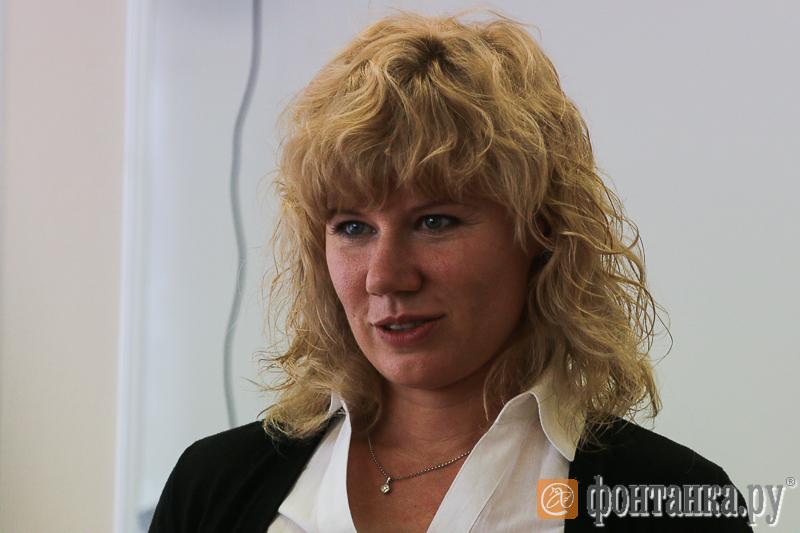 Татьяна Голованова - начальник отдела развития прикладных и интеграционных систем Управления инфраструктурных технологий и развития интеграционных систем
