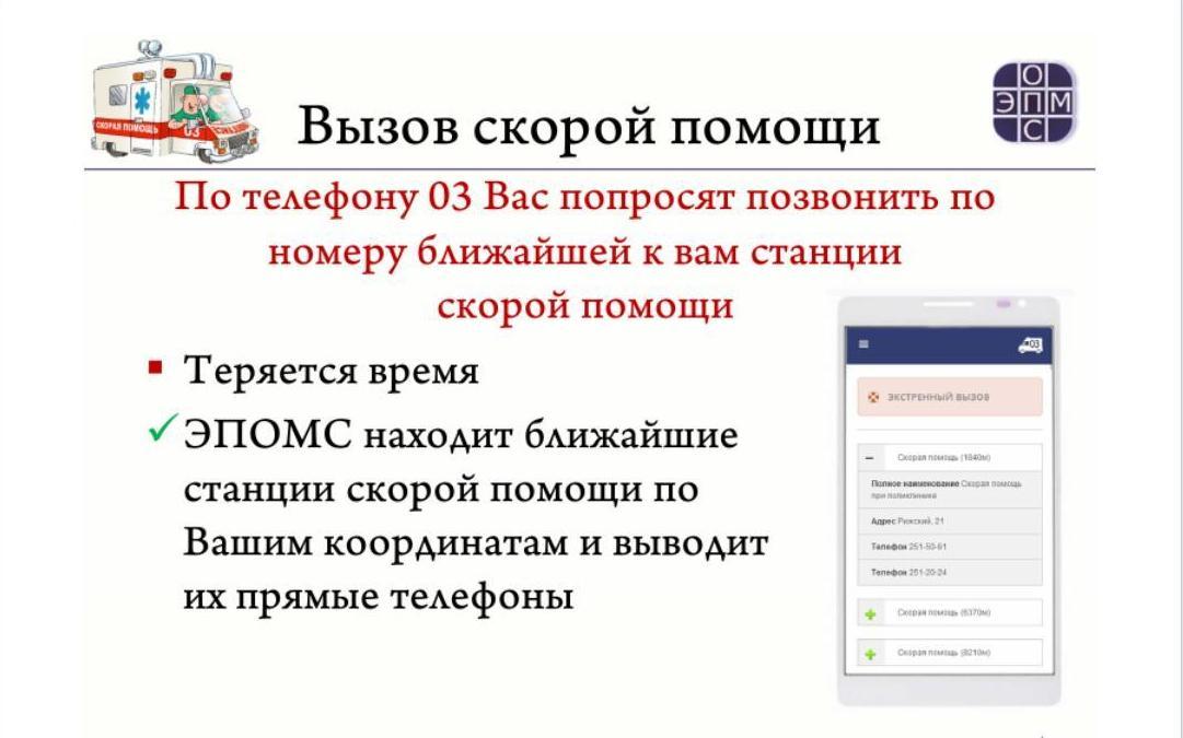 Электронный полис ОМС
