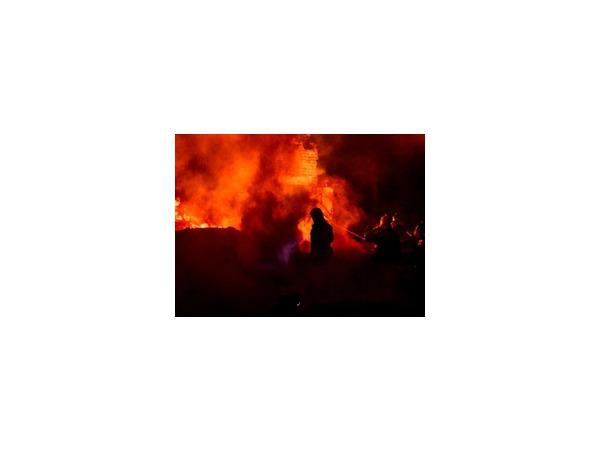 Жертвами пожара в Чернушке Пермского края стали пять человек