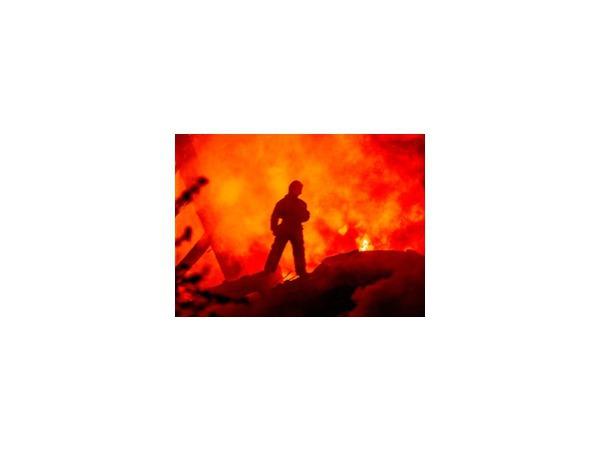 В сгоревшем доме в подмосковных Химках обнаружили тела женщины и ее детей