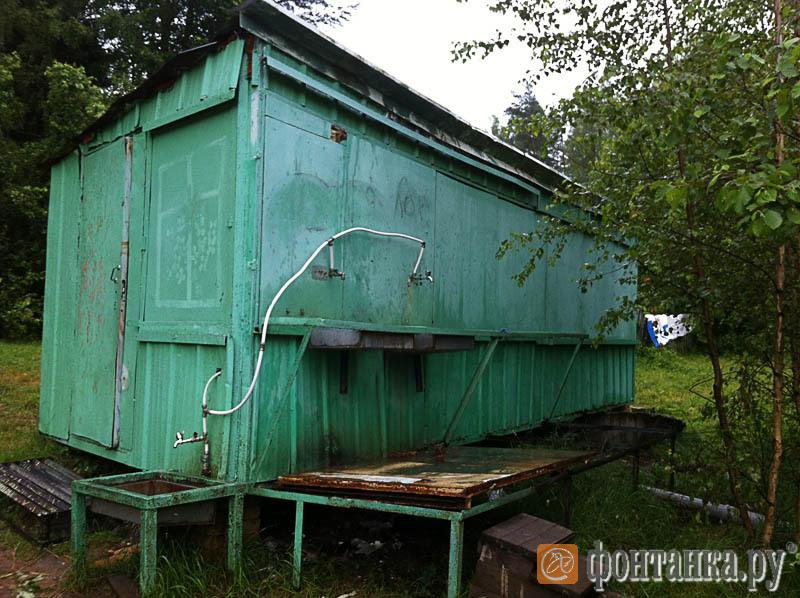 Нехорошее место - лагерь (Иллюстрация 4 из 7) (Фото: Ирина Тумакова)